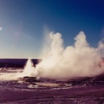 Yellowstone NP Clepsydra Geyser