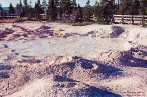 Yellowstone NP Fountain Paint Pots