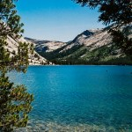 Yosemite NP Tenaya Lake