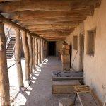 Bent's Old Fort hallway