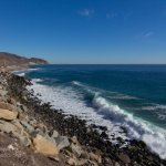Santa Monica Mountains NRA Point Mugu view