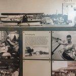 Tuskegee Airmen NHS display