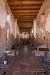 Tumacacori church interior
