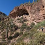Tonto Lower Ruins View