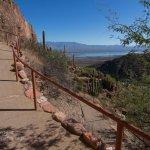 Tonto Trail Switchbacks