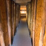 Ocmulgee Earthlodge Passage
