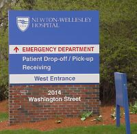 Newton Wellesley Hospital I Love Newton MA