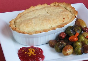 Thanksgiving Pot Pie Turkey Leftovers Common Ground I Love Newton ILoveNewton.com