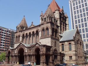 Trinity Church, H. H. Richardson,