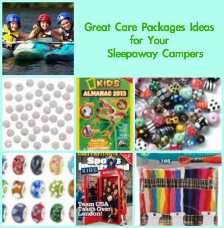 sleep away camp care package ideas, best care packages for camp
