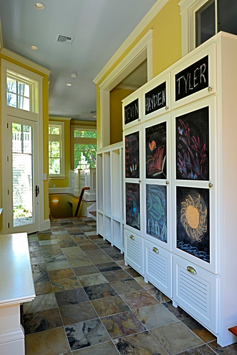My Dream Mudroom As Described by Architect's Wife Without Mudroom