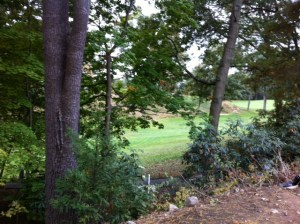 3rd hole Brae Burn Country Club for 82 Day Street, Newton, MA