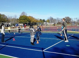 Generation Tennis Newton, indoor Tennis Newton, tennis for kids Newton, tennis classes for kids Newton