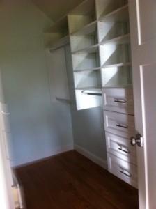 master closet, 82 Day Street