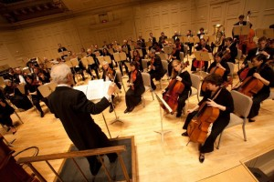 New Philharmonia Orchestra Newton