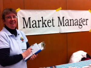 Newton farmers market