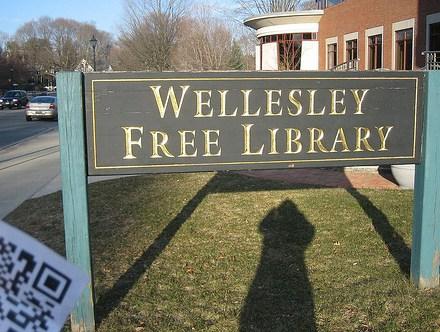 Wellesley Free Library, reading workshop