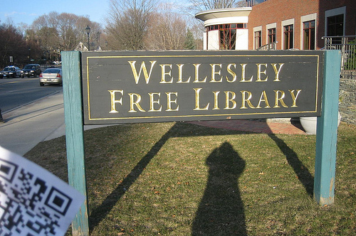 Wellesley Free Library, reading workshop