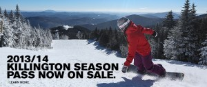 Killington, VT, ski passes, giveaway