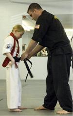 Steve Giroux, Giroux Brothers Martial Arts,