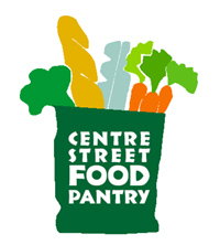 Centre Street food pantry Newton,