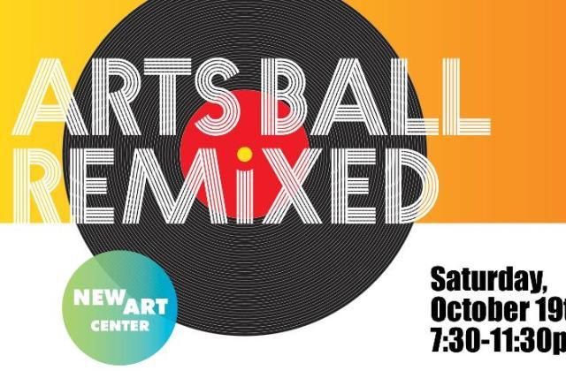New Art Center Newton MA fundraiser ball