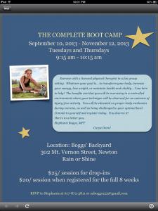stephanie boggs bootcamp