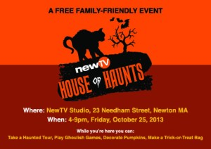 NewTV's House of Haunts: A Free Family Friendly Event