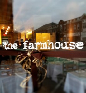 the farmhouse restaurant Needham MA
