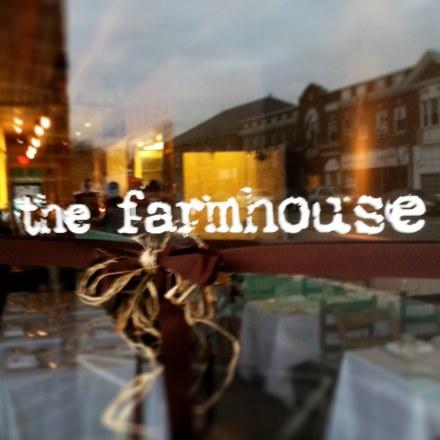 the farmhouse restaurant Needham MA