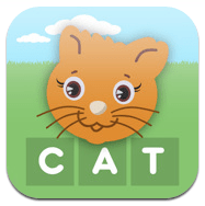 First Words Animals app for kids,