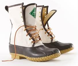 LL Bean Fenway Boot giveaway