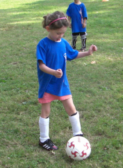 Be Ahead of the Game will be hosting a soccer clinic on Saturday January 4th