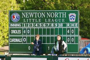 Newton North Little League