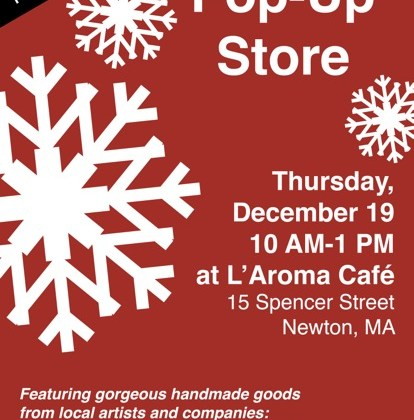 Holiday Pop Up store