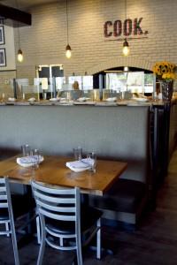Cook Restaurant Newton MA
