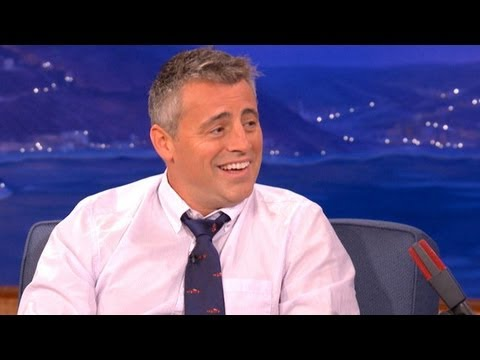 The Lake Language Glossary and Matt LeBlanc