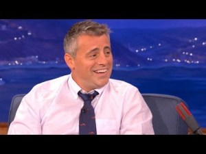 Matt LeBlanc Nonantum Lake language