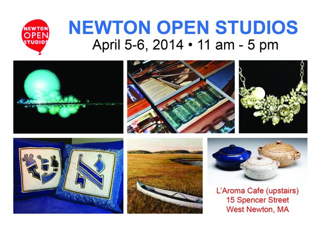 2014 Newton Open Studios
