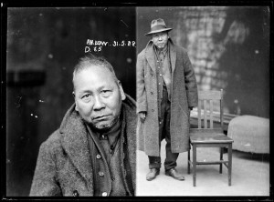Asian criminals from 1920s
