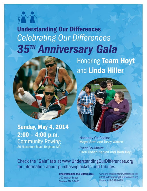 Understanding Our Differences Gala