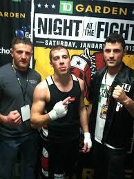 fight night Nonantum Boxing Club