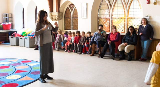 Pine Village Spanish Immersion Preschool free parenting workshop