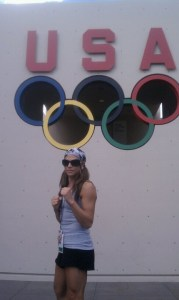Amanda Parvone boxing olympic hopeful from burlington Newton MA