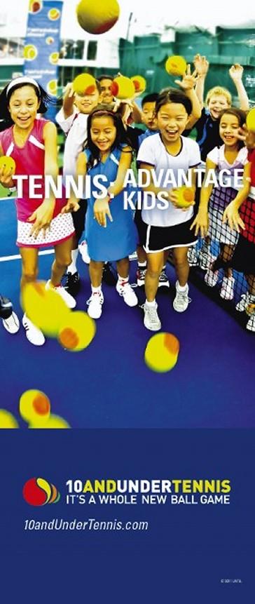 Generation Tennis in Belmont