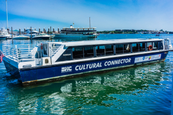 Water Taxi to Boston Attractions GIVEAWAY