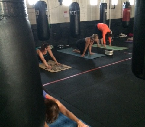 YogaBox (TM) at Nonantum Boxing Club