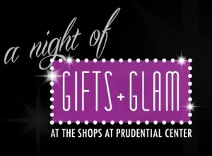 gifts and glam at the prudential center