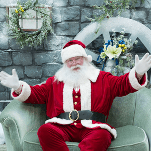 Meet Santa at the Prudential