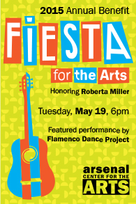 """""""Fiesta for the Arts"""" Benefit for Arsenal Center for the Arts"""